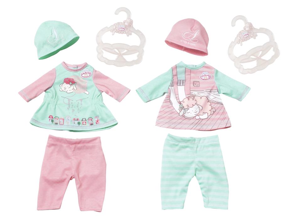 ZAPF - Baby Annabell Little oblečení, 2 druhy, 36 Cm