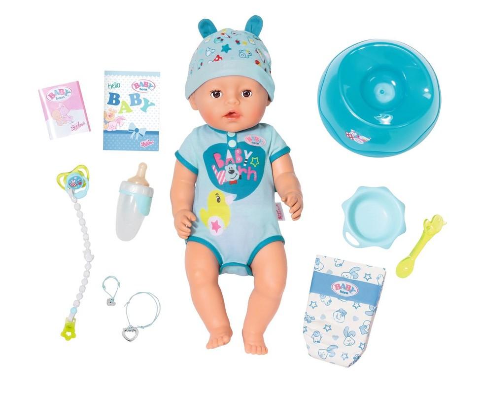 ZAPF - Baby Born Chlapec