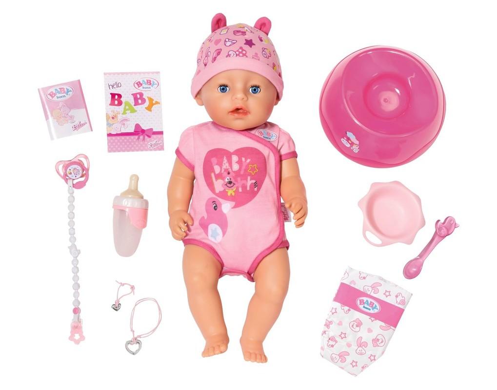 ZAPF - Baby Born Holčička