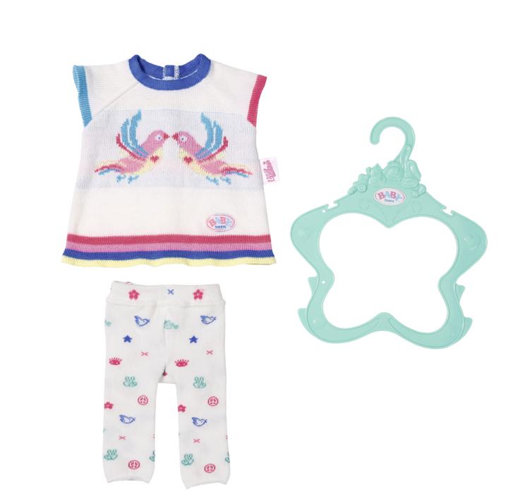 ZAPF - Baby Born pletené oblečení