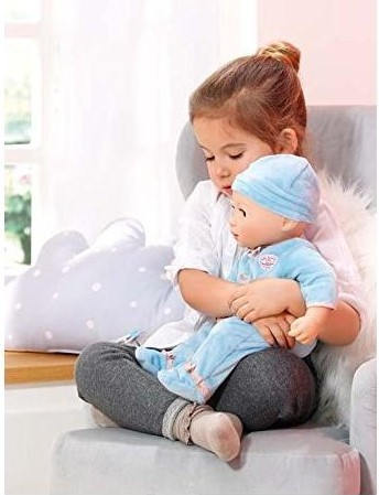 ZAPF CREATION - Panenka Baby Annabell chlapeček 794654