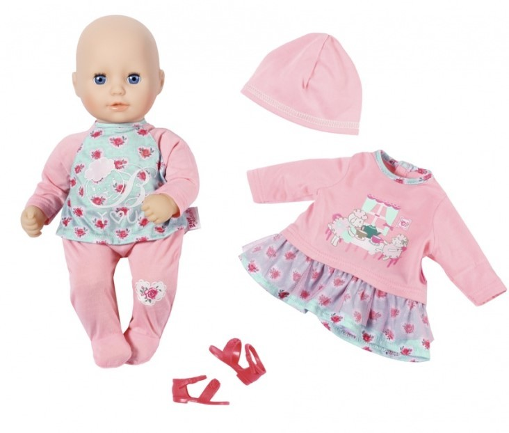 ZAPF CREATION - Panenka Baby Annabell Little 36cm + šaty 702109
