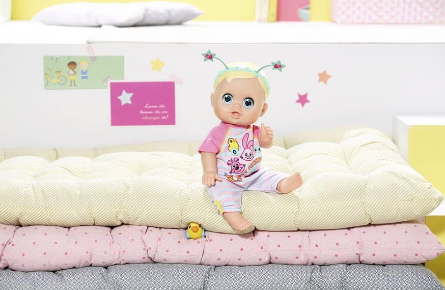 ZAPF CREATION - Panenka Baby Born Funny faces bouncing baby 826164