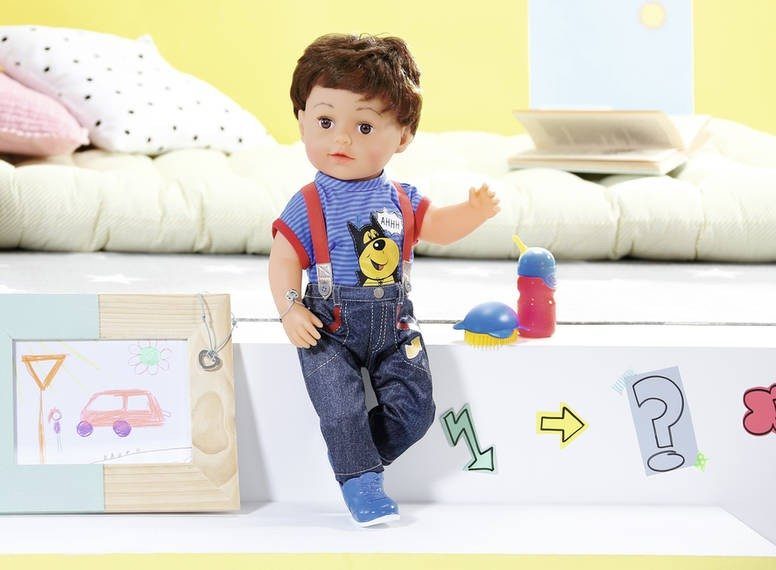 ZAPF CREATION - Panenka Baby Born Starší bratr 825365