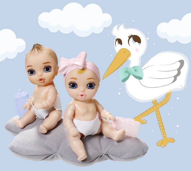 ZAPF CREATION - Panenka Baby Born Surprise miminko 904060