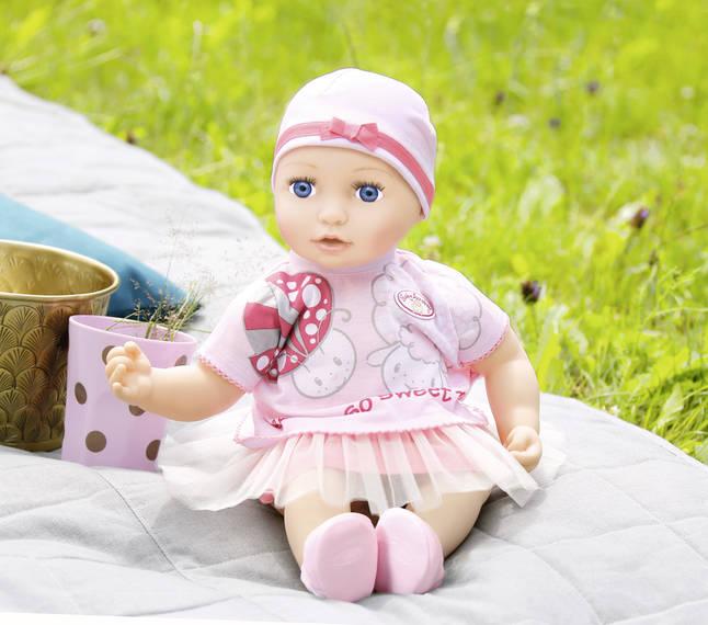 ZAPF CREATION - Baby Annabell Deluxe oblečení Letní sen 700198