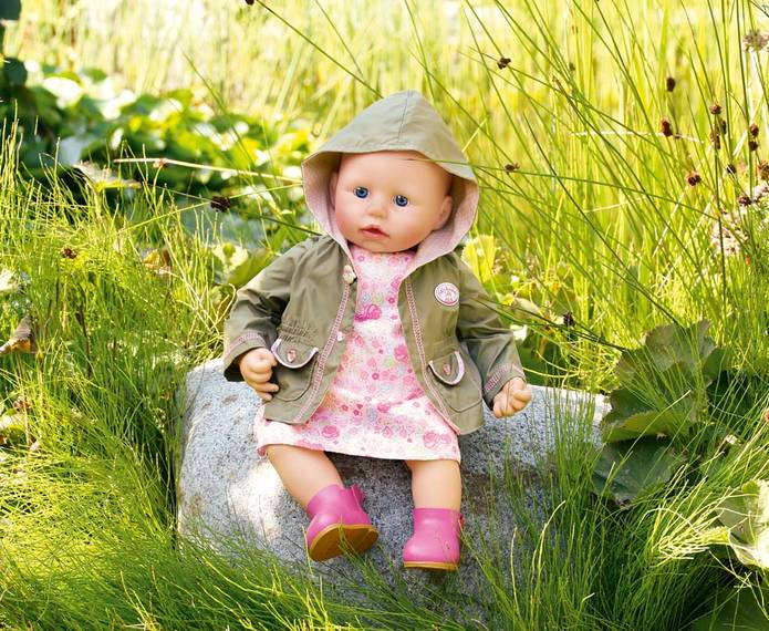 ZAPF CREATION - Baby Annabell Vycházková souprava 794616