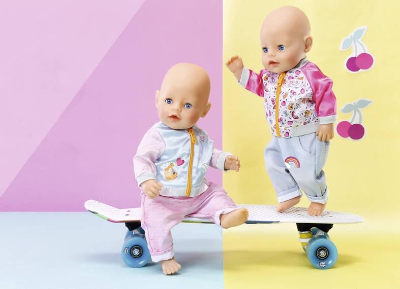 ZAPF CREATION - Baby Born Bunda a kalhoty 824542