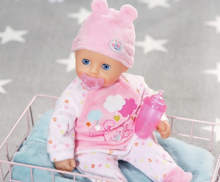 ZAPF CREATION - Baby Born My Little Lahvička a dudlík 824832 9efc700ed68