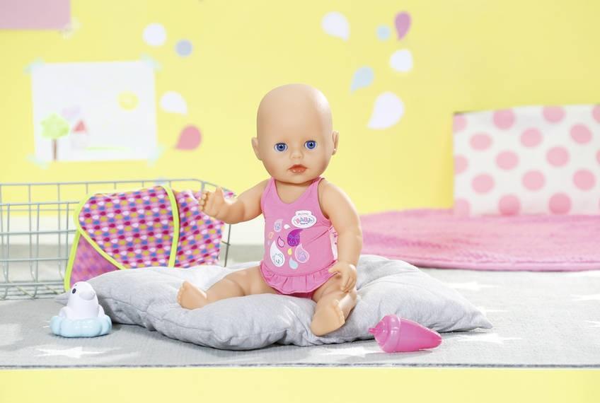 ZAPF CREATION - Baby Born My Little koupací panenka 825341