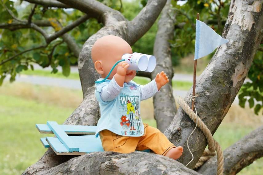 ZAPF CREATION - Baby Born oblečení pro chlapečka 822197 dva druhy