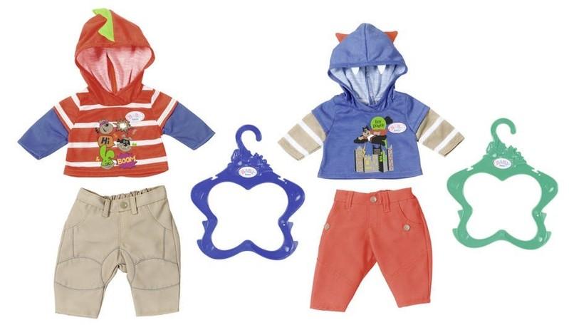 ZAPF CREATION - BABY Born Oblečení pro chlapečka 824535
