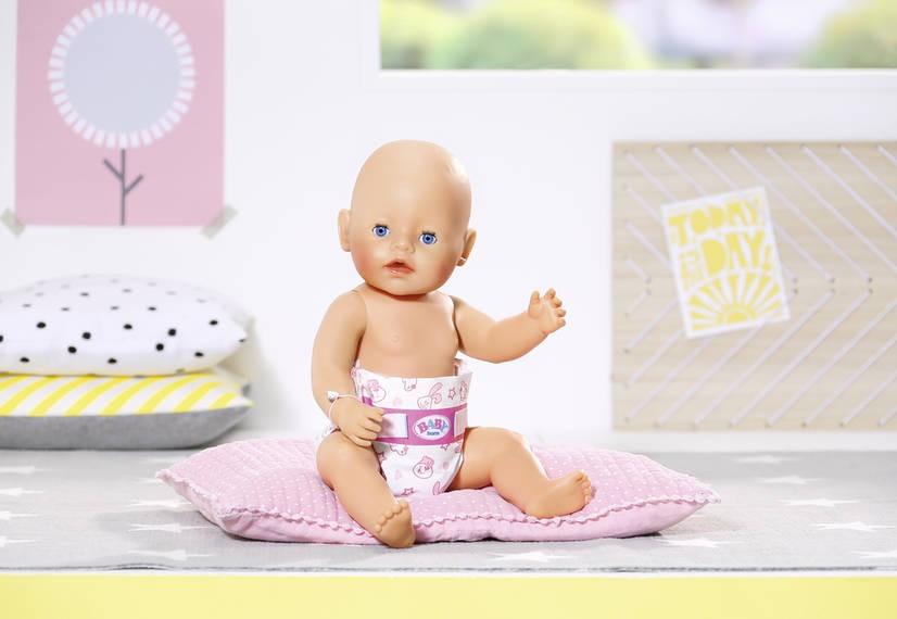 ZAPF CREATION - BABY born plenky 5 ks 826508