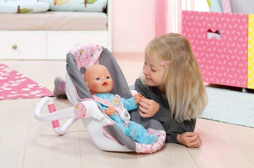 ZAPF CREATION - Baby Born Přenosná sedačka 822265