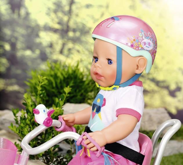 ZAPF CREATION - Baby Born Přilba na kolo 827215