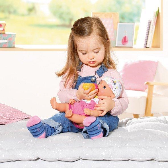 ZAPF CREATION - Baby born Soft Touch Little holčička, 36 cm