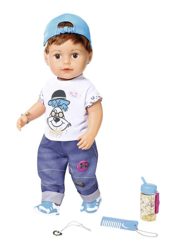 ZAPF CREATION - BABY born Starší bratříček Soft Touch, 43 cm - online balení