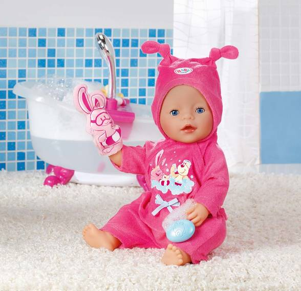 ZAPF CREATION - BABY Born Souprava na koupání 820841