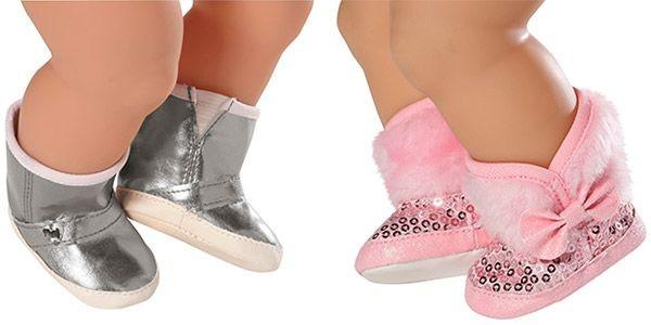 ZAPF CREATION - BABY Born Zimní boty 2 druhy 823880