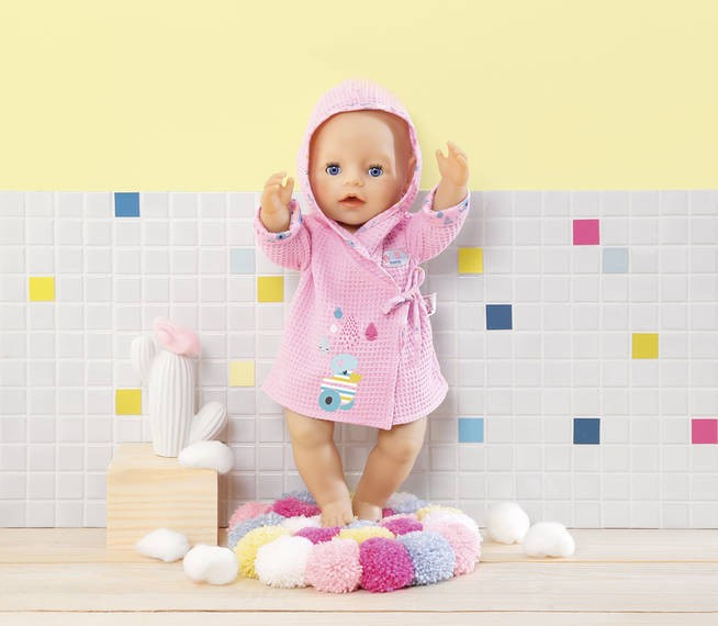 ZAPF CREATION - Baby Born župan 824665