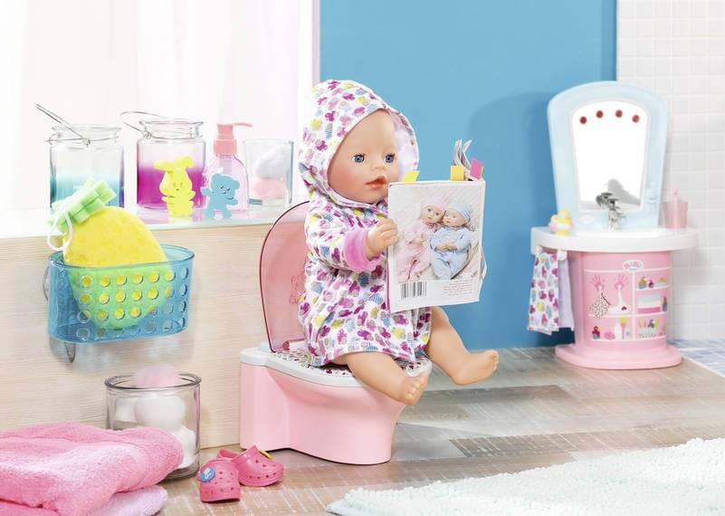 ZAPF CREATION - Zábavná toaleta 823903