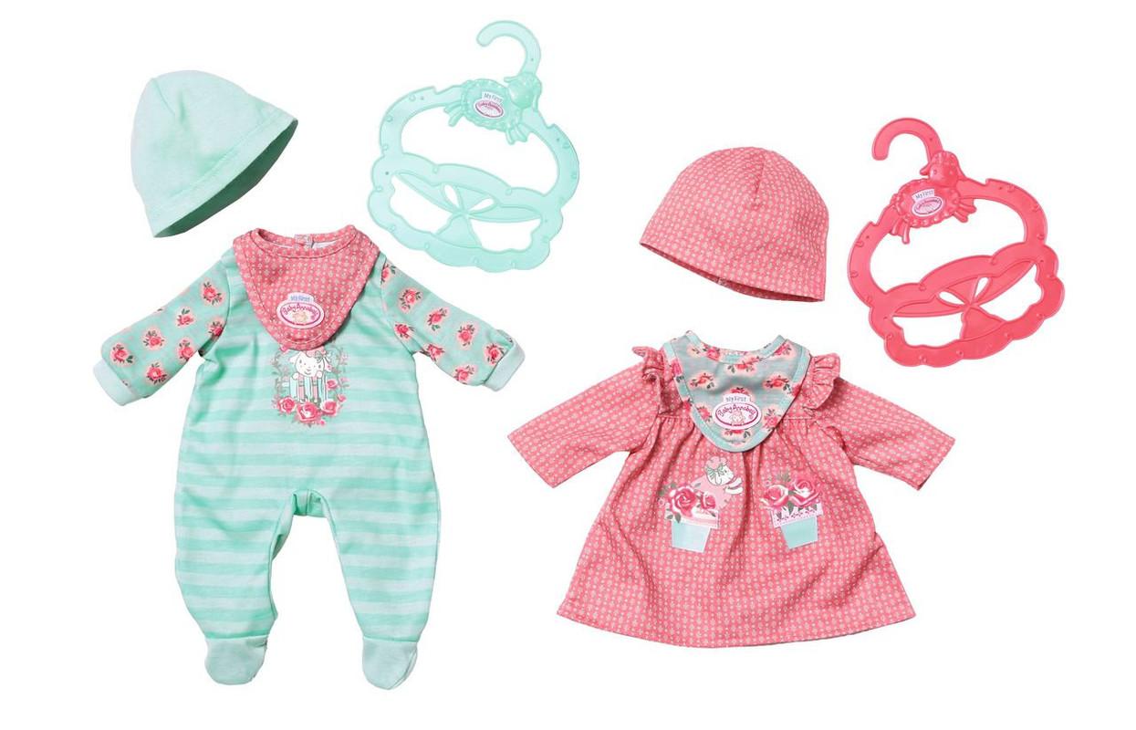 ZAPF - My First Baby Annabell Pohodlné oblečení, 2 druhy
