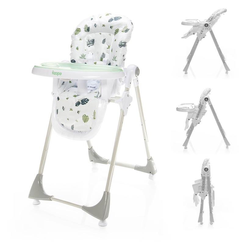 ZOPA - Dětská jídelní židlička Monti - Jungle