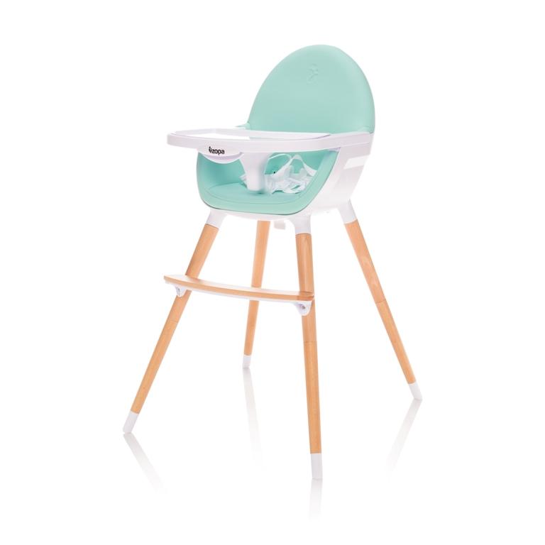 ZOPA - Dětská židlička Dolce, Ice Green