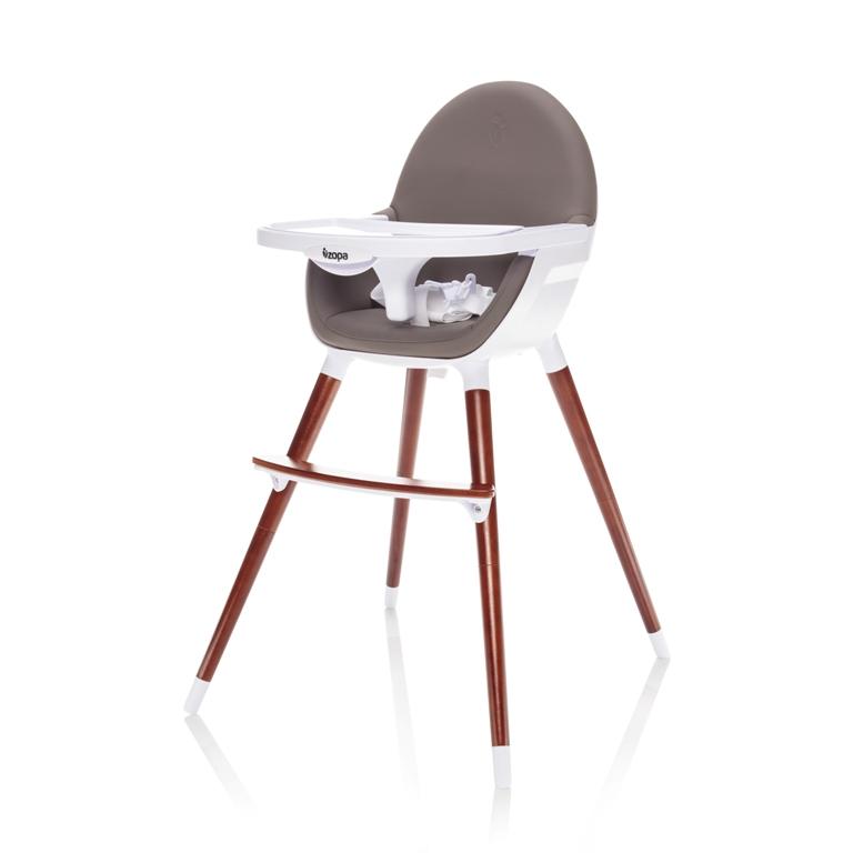 ZOPA - Dětská židlička Dolce, Mink Grey