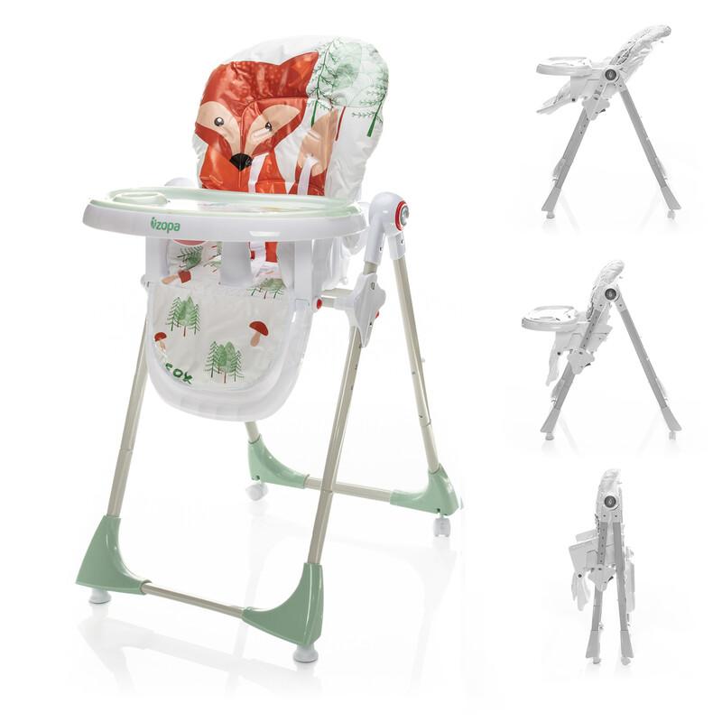 ZOPA - Dětská židle Monti, Forest Fox
