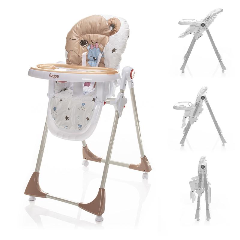ZOPA - Dětská židle Monti, Sleepy Bear