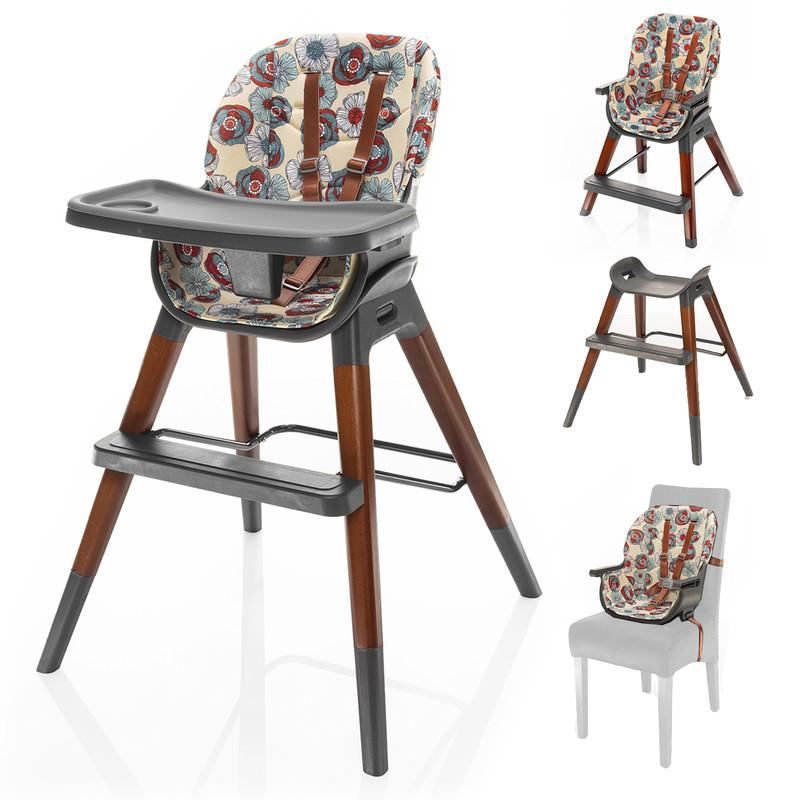 ZOPA - Dětská židle Nuvio, Wild Flowers