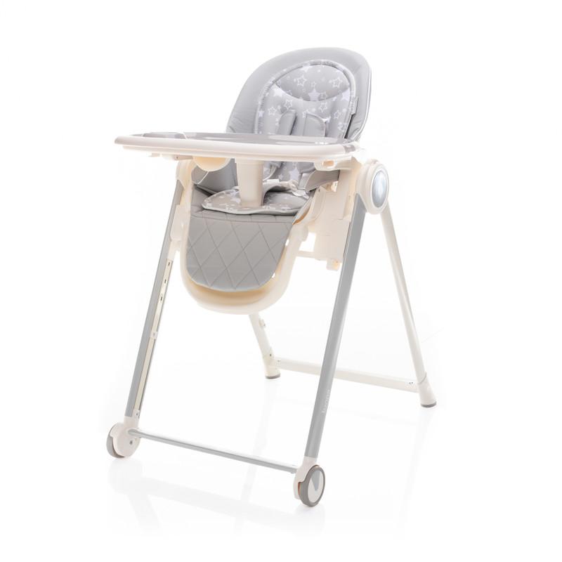 ZOPA - Dětská židle Space, Ice Grey