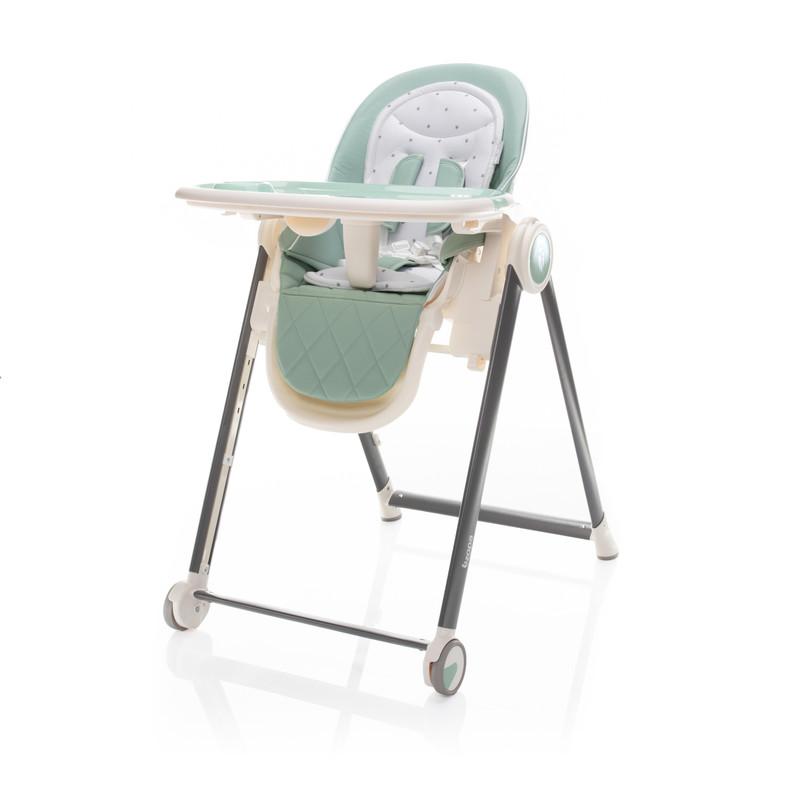 ZOPA - Dětská židle Space, Misty Green