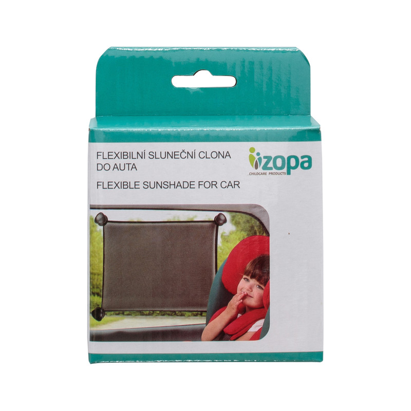ZOPA - Flexibilní sluneční clona do auta