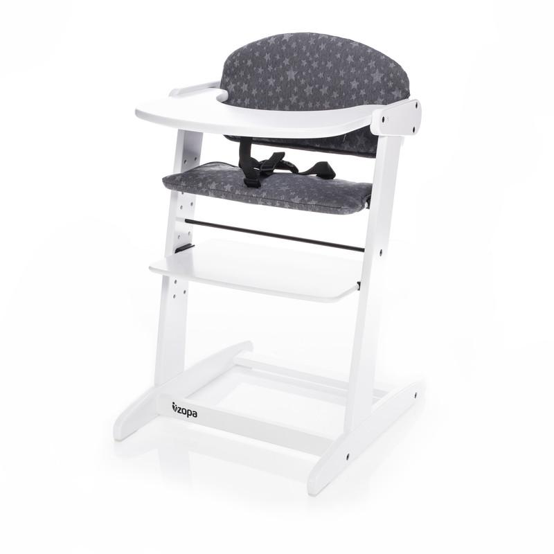 ZOPA - Grow-up rostoucí židlička, bílá