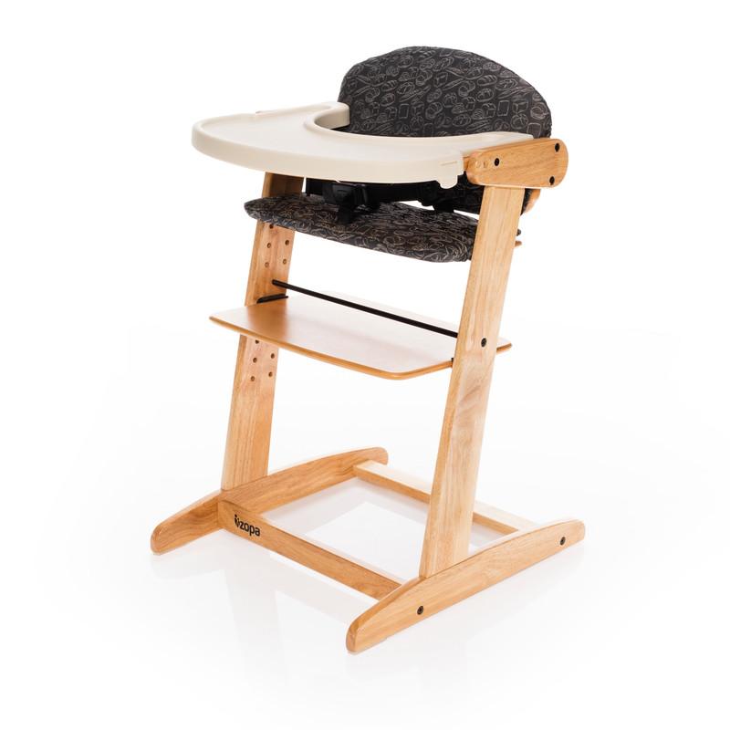 ZOPA - Grow-up rostoucí židlička, natur