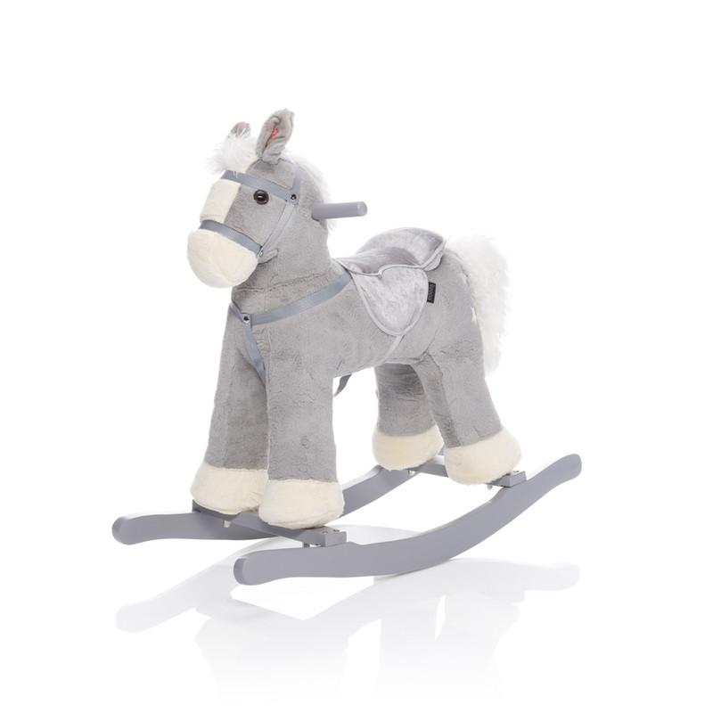 ZOPA - Houpací kůň šedý TWINKIE