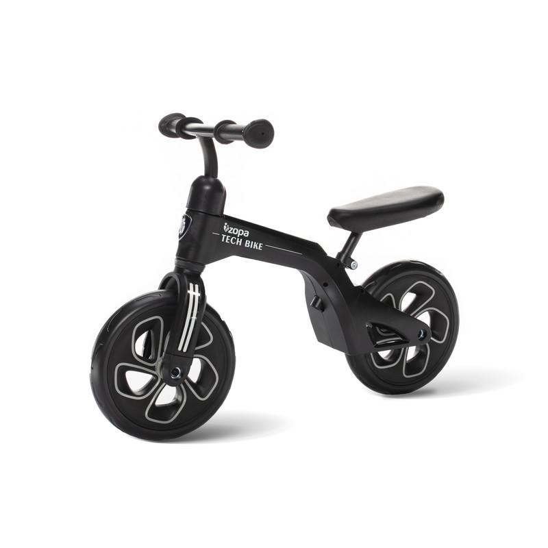 ZOPA - Odrážedlo Tech Bike, Black