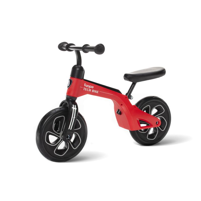 ZOPA - Odrážedlo Tech Bike, Red