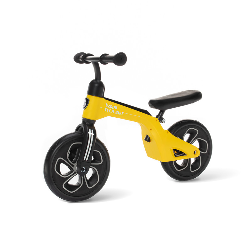 ZOPA - Odrážedlo Tech Bike, Yellow