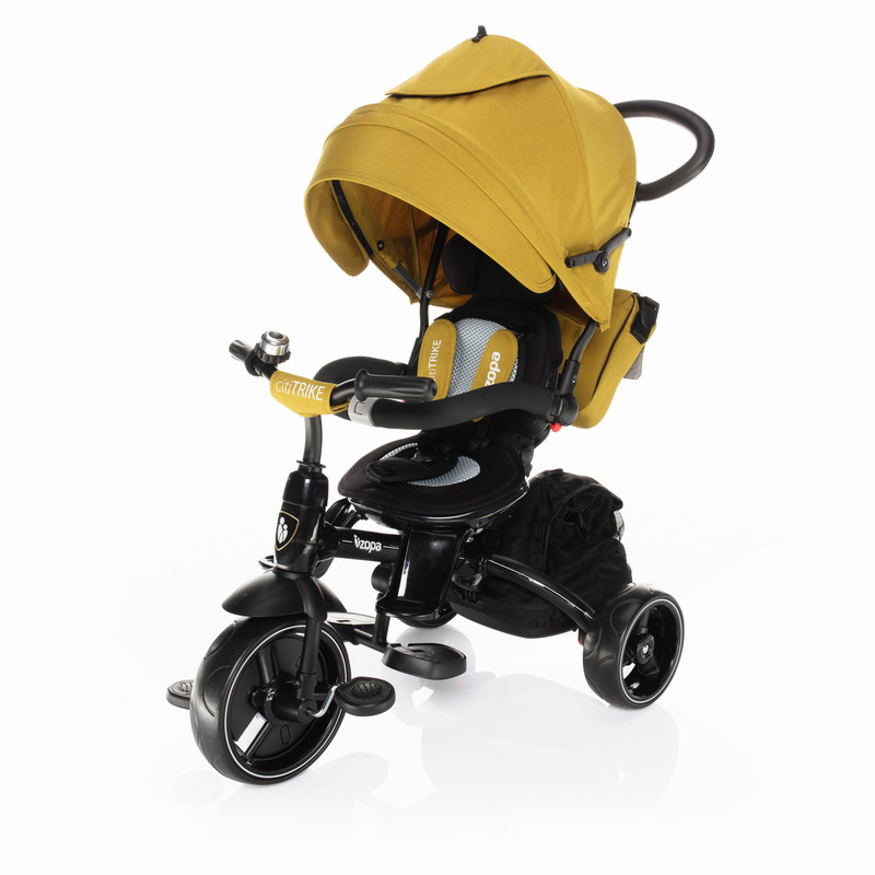 ZOPA - Tříkolka Citi Trike, Curry Yellow