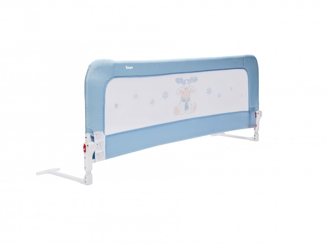 ZOPA - Zábrana na postel Monna, Polar Blue