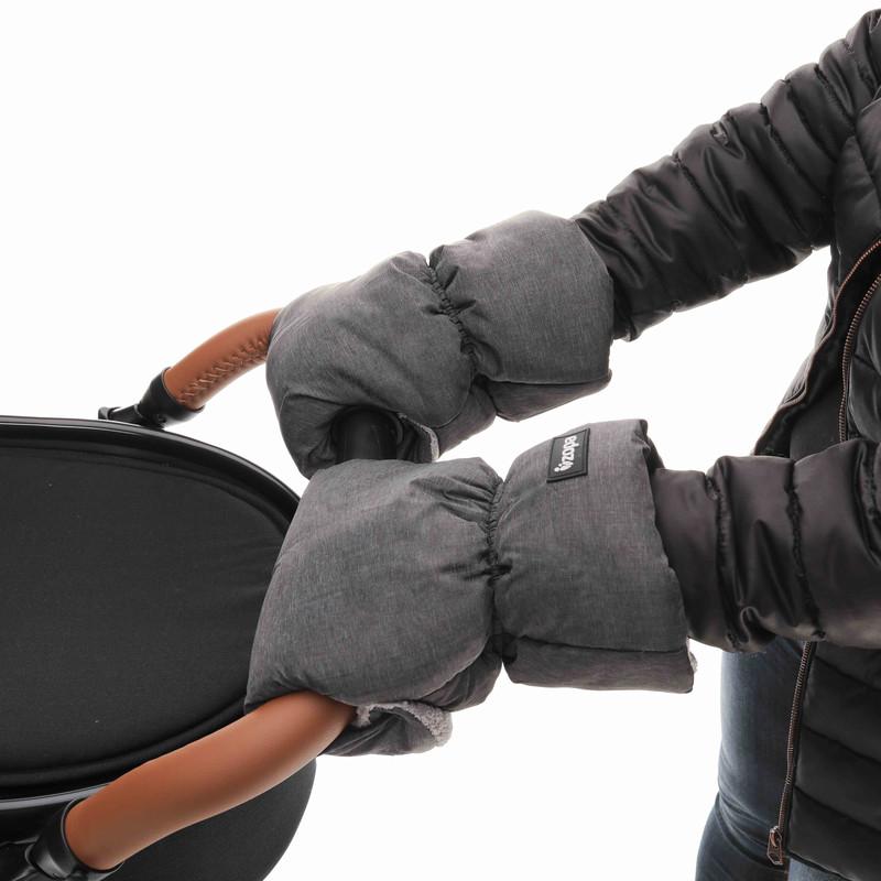 ZOPA - ZOPA Zimní rukavice, Grey